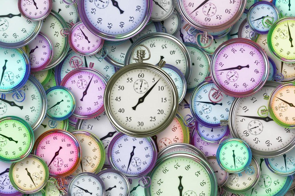 Как да запълниш всяка безпощадно изтичаща минута с 60 смислени секунди